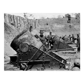 Yorktown Mortar Battery, 1860s Post Card