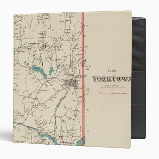 Yorktown NY Binder