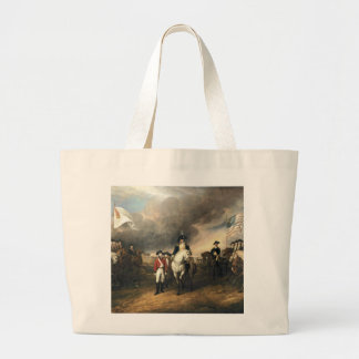 Yorktown Surrender by John Trumbull Canvas Bags