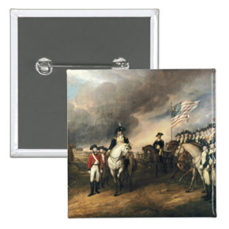 Yorktown Surrender by John Trumbull Buttons