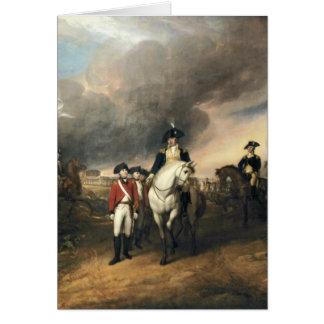 Yorktown Surrender by John Trumbull Greeting Cards