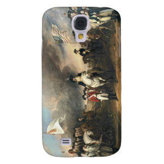 Yorktown Surrender by John Trumbull Samsung Galaxy S4 Covers