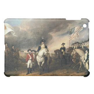 Yorktown Surrender by John Trumbull iPad Mini Cases