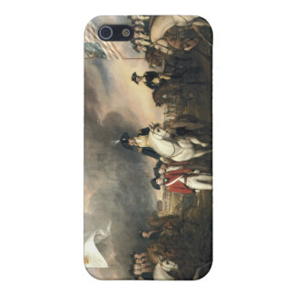 Yorktown Surrender by John Trumbull Cases For iPhone 5
