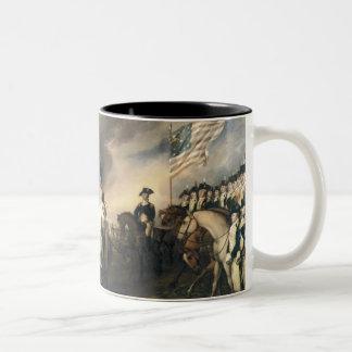 Yorktown Surrender by John Trumbull Mugs