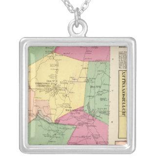 Yorktown, Town Square Pendant Necklace
