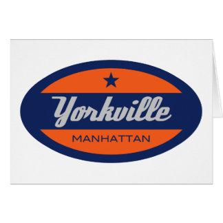 Yorkville Card
