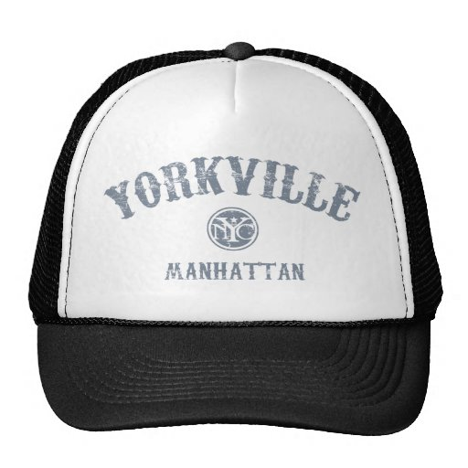 Yorkville Hats
