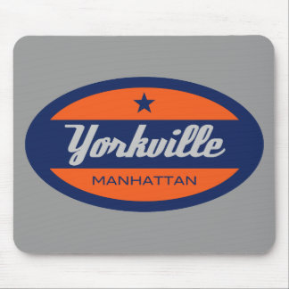Yorkville Mouse Pad