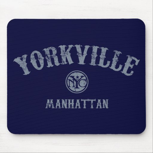 Yorkville Mouse Pads
