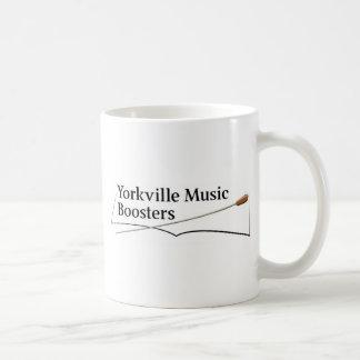 Yorkville Music Boosters Coffee Mug