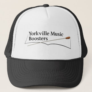 Yorkville Music Boosters Trucker Hat