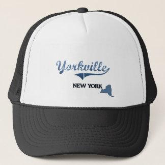 Yorkville New York City Classic Trucker Hat