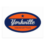 Yorkville Postcard