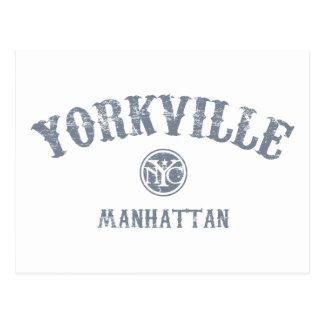 Yorkville Tarjetas Postales