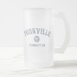 Yorkville Taza De Cristal