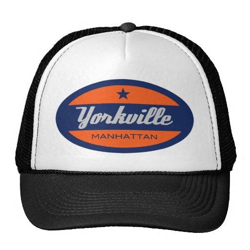 Yorkville Trucker Hat