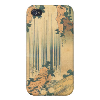 Yōrō Waterfall in Mino Province iPhone 4 Covers