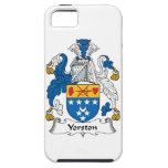 Yorston Family Crest iPhone 5 Case