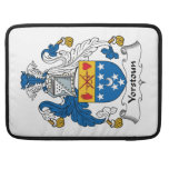 Yorstoun Family Crest Sleeves For MacBook Pro