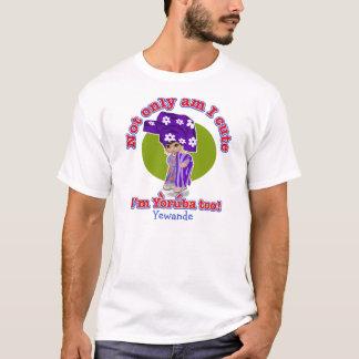 Yoruba Girl template T-Shirt