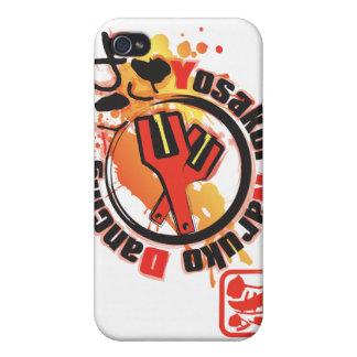 Yosakoi Naruko Dancing iPhone 4/4S Case