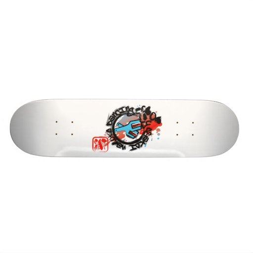 Yosakoi Naruko Dancing Skateboard Decks