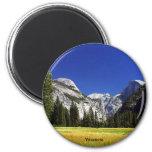 Yosemite 2 Inch Round Magnet