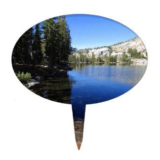 Yosemite 3 cake topper