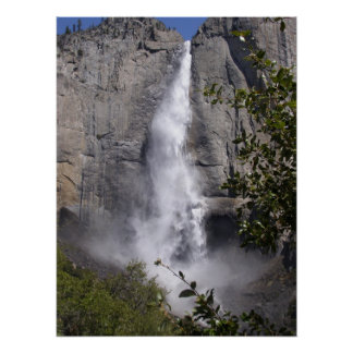 Yosemite (agua) posters