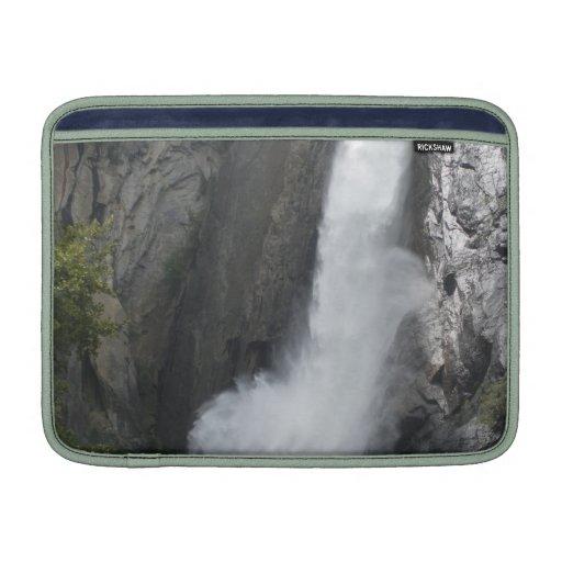 Yosemite baja caídas fundas macbook air