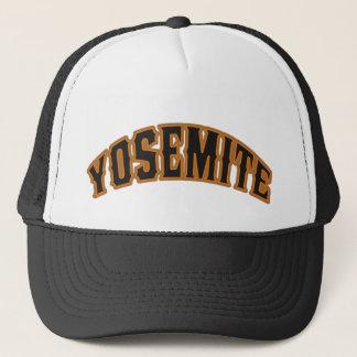 Yosemite Bear Logo Hat