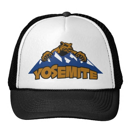 Yosemite Bear Mountain Hat