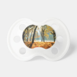 Yosemite Black Oaks And Ferns Park Baby Pacifier
