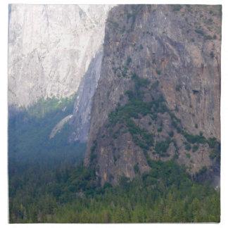 Yosemite Bridal Veil Fall Cloth Napkin