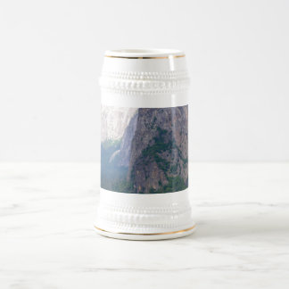 Yosemite Bridal Veil Fall Coffee Mugs