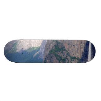 Yosemite Bridal Veil Fall Skateboard Deck