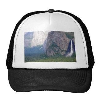 Yosemite Bridal Veil Fall Trucker Hat