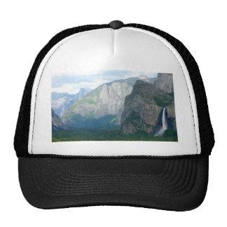 Yosemite Bridalveil Fall Mesh Hats