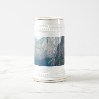 Yosemite Bridalveil Fall Mugs
