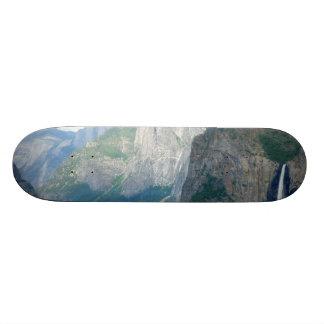 Yosemite Bridalveil Fall Skateboard Deck