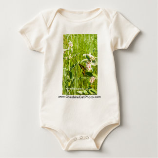 Yosemite Butterfly California Products Baby Bodysuit