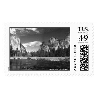 Yosemite Ca Postage