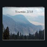 "Yosemite Calendar<br><div class=""desc"">Landscape photography of Yosemite National Park taken during the 2017 fire season.</div>"