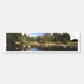 Yosemite California Bumper Sticker