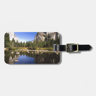 Yosemite California Etiqueta Para Equipaje