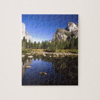 Yosemite California Puzzle