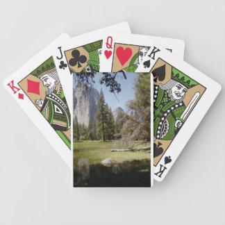 Yosemite Baraja Cartas De Poker