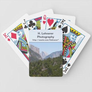 Yosemite Cartas De Juego