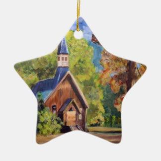Yosemite Chapel Ornament